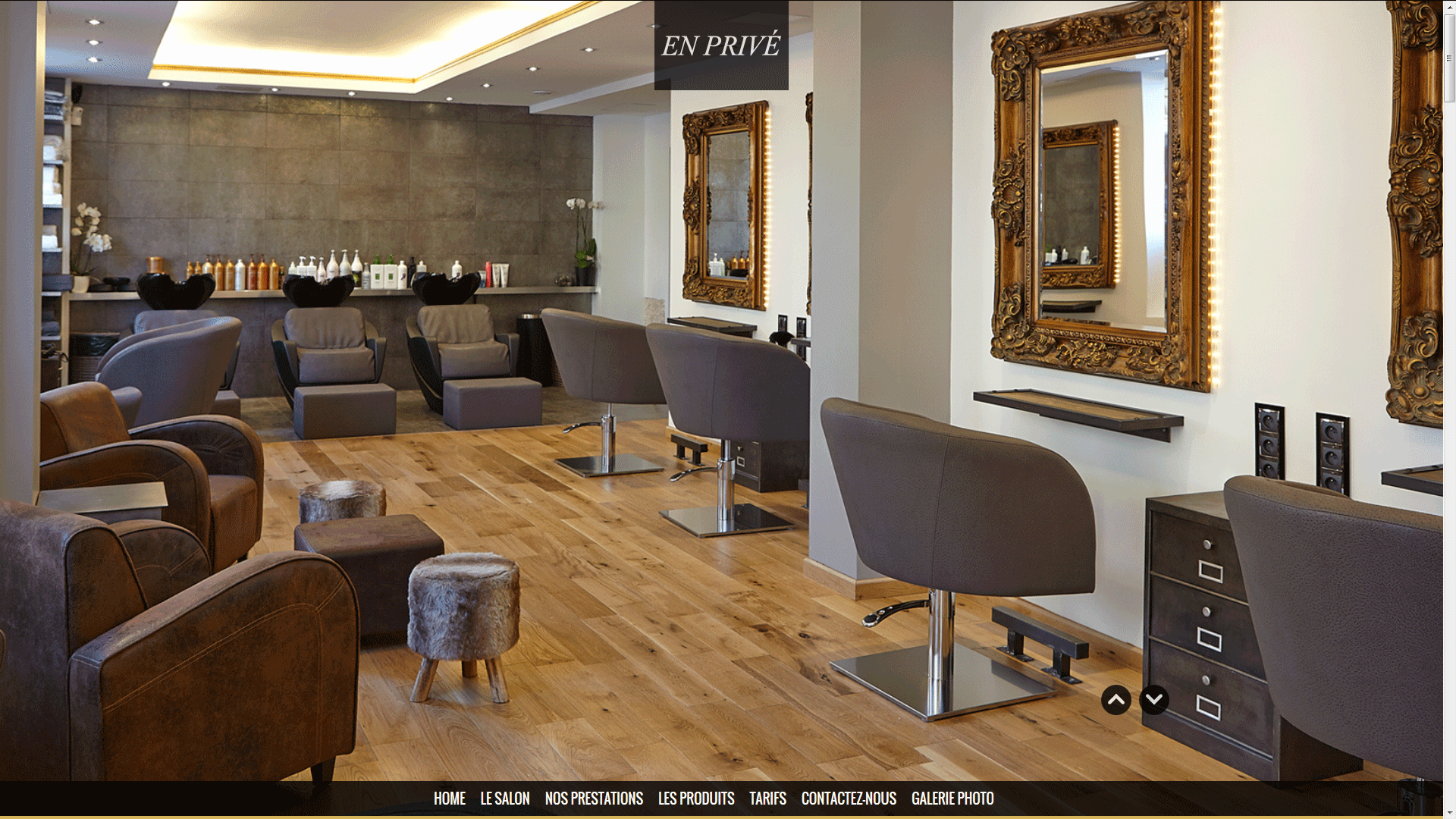 Salon de coiffure deco joy studio design gallery best - Mobilier salon de coiffure d occasion ...