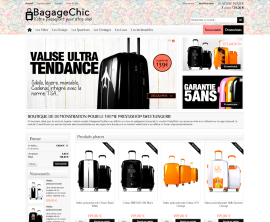 site-de-valise-en-dropshipping