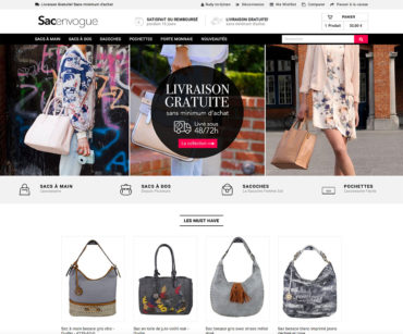 site sac à main en dropshipping