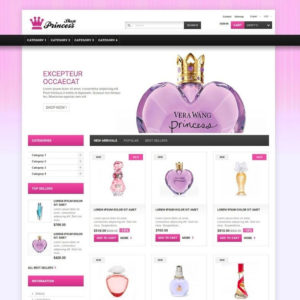 site parfum dropshipping