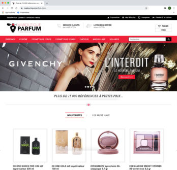 Site-en-vente-dropshipping-fournisseur-parfums-ecommerce