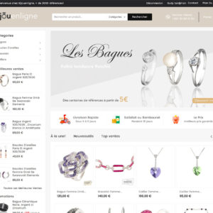 creation site bijou en dropshipping