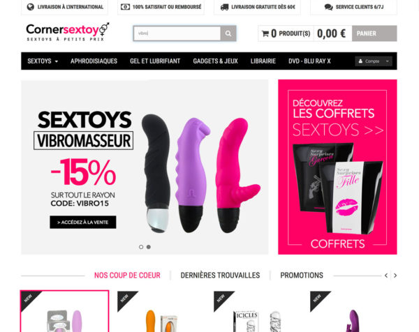 creation site sextoy dropshipping